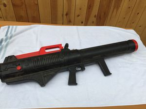 Rare Mattel Sonic Blaster- owned by Larry Wood Hot Wheels designer for Sale in Culver City, CA