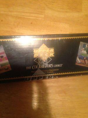 Unopened 1993 baseball leauge card set for Sale in Arvada, CO