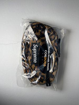 Supreme Waist Bag Cheetah Print Fw2020 for Sale in Fort Lauderdale, FL