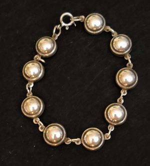 "Sterling silver 925 Mother of Pearl 7"" Women's bracelet for Sale in East Providence, RI"