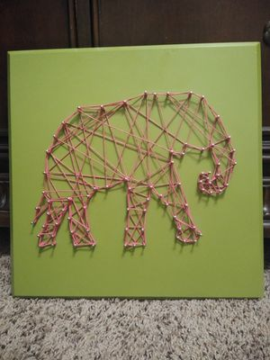 Elephant Wall Decor for Sale in Kearney, NE