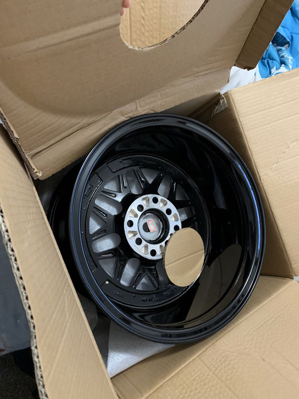 New Rimes 15 x 8 4-100. Or. 4-114 or Best Offer