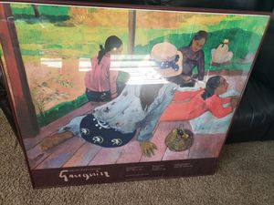 FRENCH ART! The Nap by Paul Gauguin for Sale in Southfield, MI
