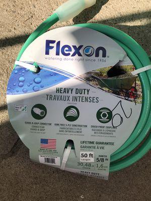 Garden hose heavy duty 50 feet for Sale in El Monte, CA
