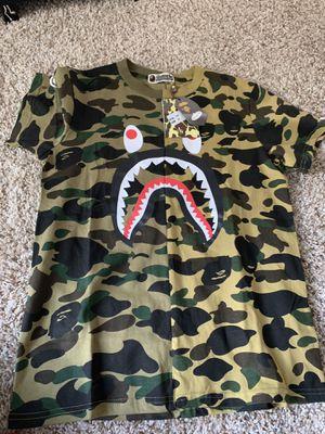 Men's Bape shirt for Sale in Aurora, CO