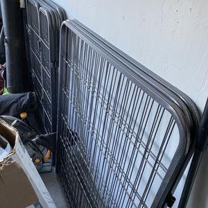 Heavy Duty metal Indoor/outdoor Kennel for Sale in Chino, CA
