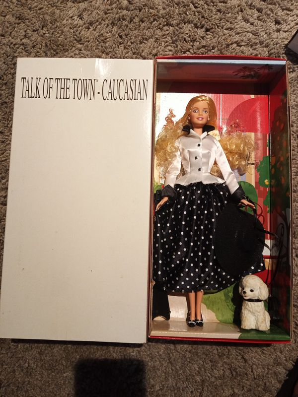 TALK OF THE TOWN BARBIE