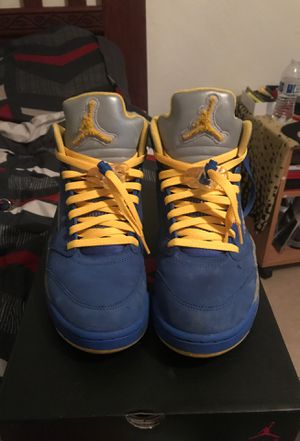 """Jordan 5 """"Reverse Laney"""" for Sale in New Orleans, LA"""