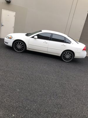 2007 Chevy impala on 22s for Sale in Seattle, WA