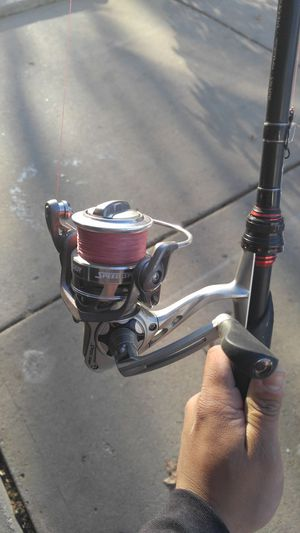 Fishing rods and reels for Sale in Aurora, CO