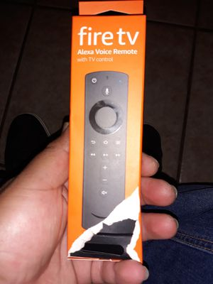 Fire tv control for Sale in Los Angeles, CA