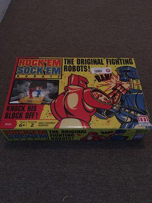 Rock'Em Sock'Em Robots Game for Sale in CA, US