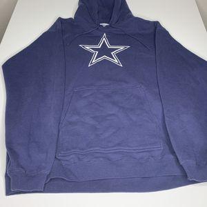 Reebok Dallas Cowboys Sweatshirt Hoodie Size XL for Sale in Sanford, FL