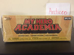 Funko Pop! My Hero Academia MYSTERY BOX for Sale in Silver Spring, MD
