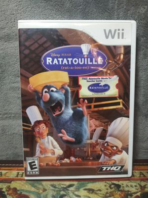 Ratatouille Wii for Sale in St. Louis, MO