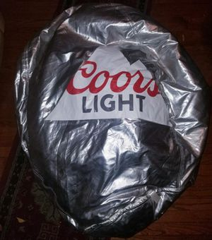 Big Coors light bean bag chair for Sale in Washington, DC