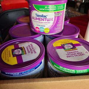 Similac Alimetum 7.2 Oz Expiration May 2021 -2022 Trade For Enfamil 12.oz Or $5 Each for Sale in Downey, CA