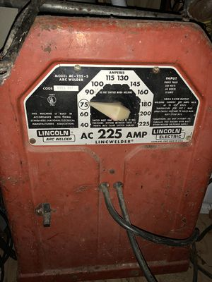 Electric arc welder for Sale in Barnhart, MO