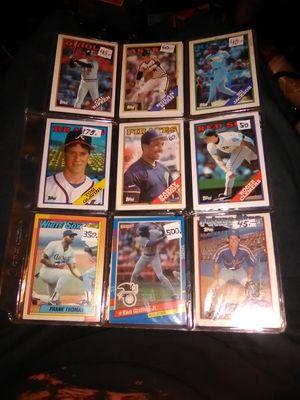 MINT '87 - '92 Baseball cards for Sale in Rosemead, CA
