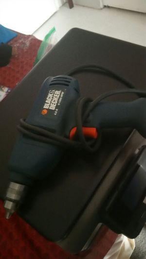 Black and decker drill for Sale in Boston, MA