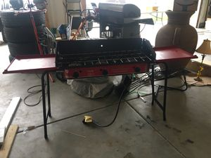Camp chef pro 90 Three burner for Sale in Copperton, UT