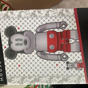 BE@RBRICK FUTURE MICKEY 100%400% for Sale in Hacienda Heights, CA