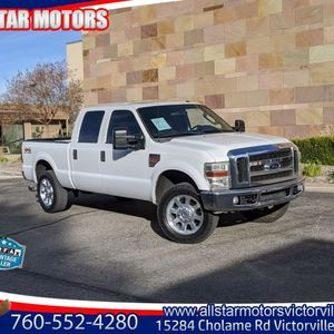 2009 Ford F250 Lariat for Sale in Victorville, CA