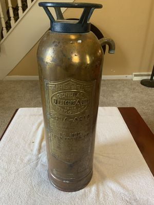 Antique Fire Extingusher for Sale in Cambridge Springs, PA
