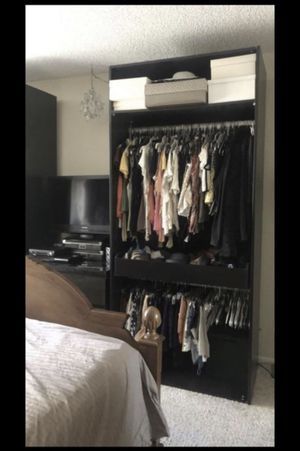 Pax Closet shelving units custom customizable organization for clothes for Sale in Los Angeles, CA