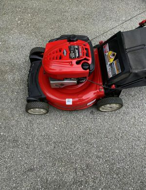 TROY BUILT LAWN MOWER for Sale in Brockton, MA