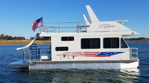 2005 Twin Anchors Houseboat & Trailer, Lake Camanche for Sale in Galt, CA