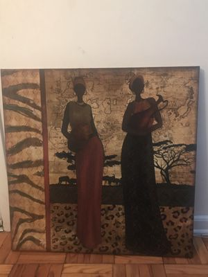 Art Painting African Inspired Wall Art for Sale in Boston, MA