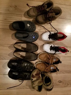 Boys shoes size 12 for Sale in Middletown, CT