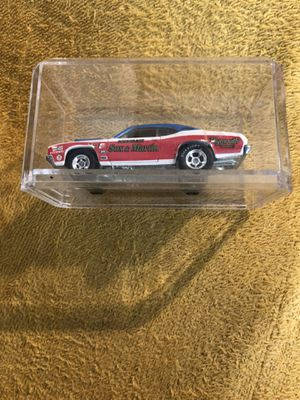 Hot Wheels Sox and Martin 1/64 Scale Diecast for Sale in Palmdale, CA