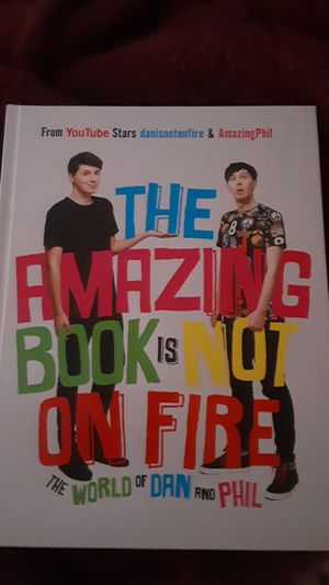 The Amazing Book is Not On Fire for Sale in Temecula, CA