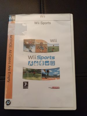 Wii game ...wii sports in great condition for Sale in Indianapolis, IN