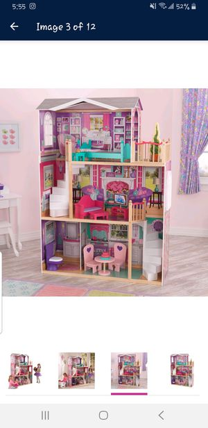 Kid Kraft 18 inch doll house for Sale in Woonsocket, RI