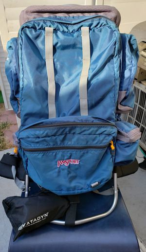JANSPORT BACKPACKING BACKPACK for Sale in Garden Grove, CA