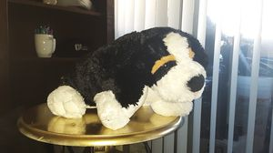 """16"""" Bernese Mountain Dog New Authentic PILLOW CHUMS PETS Henry Mt. DOG for Sale in US"""