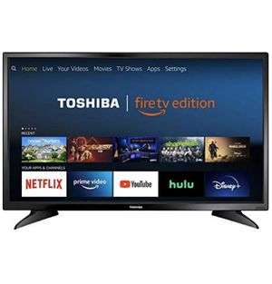 Toshiba 32LF221U19 32-inch 720p HD Smart LED TV - Fire TV Edition for Sale in Plantation, FL