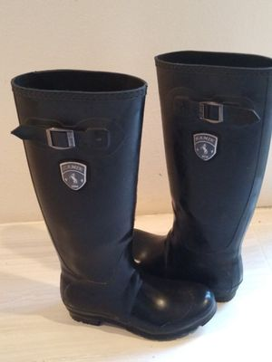 Kamik rain boots size 7 for Sale in Livingston, TX