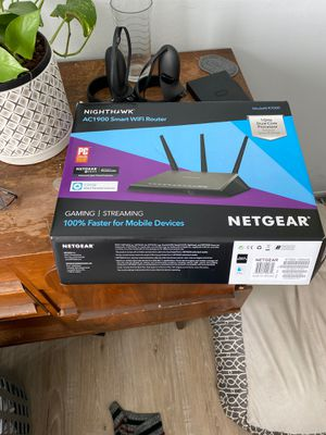 NETGEAR WIFI ROUTER for Sale in Sunrise, FL