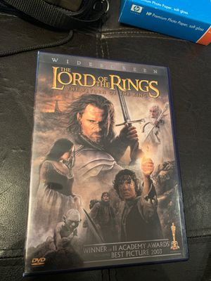 Lord of the Rings. The Return of the King DVD for Sale in Fort McDowell, AZ