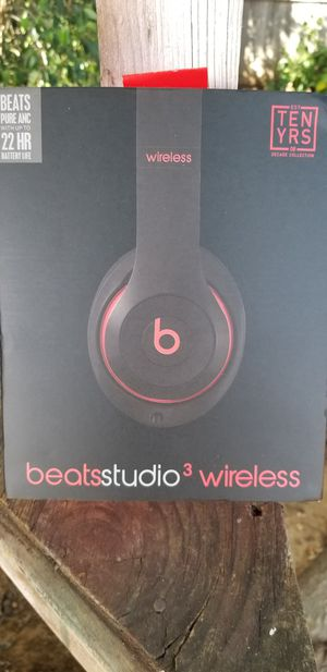 Beats Studio 3 wireless headphones! for Sale in Arlington, TX
