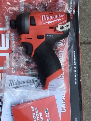 Milwaukee 12v impact for Sale in Fremont, CA