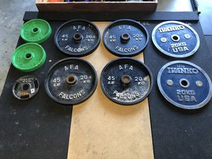 Weights for Sale in Spring Lake, NC