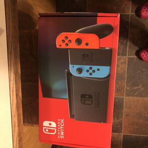 Nintendo Switch for Sale in Yelm, WA