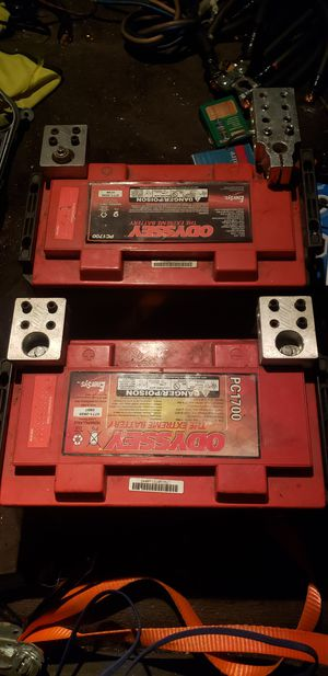 Odyssey pc1700 batteries for Sale in Los Angeles, CA
