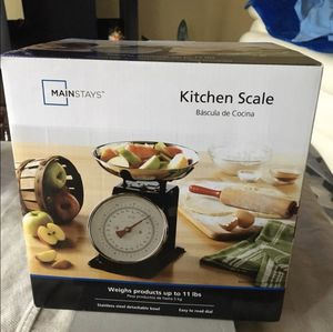 MAINSTAYS Kitchen Scale for Sale in Las Vegas, NV