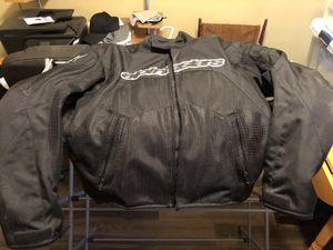 Alpinestars Motorcycle Jacket for Sale in Gibsonton, FL